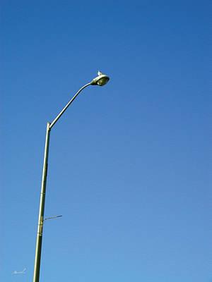 Photograph - Street Lamp by The Art of Marsha Charlebois