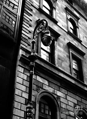 Photograph - Street Light by Anne Ferguson