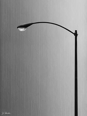 Photograph - Street Light by Joe Bonita
