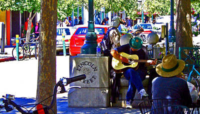 Photograph - Street Ordinance Blues by Joseph Coulombe