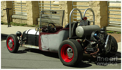 Photograph - Street Rod   by James C Thomas