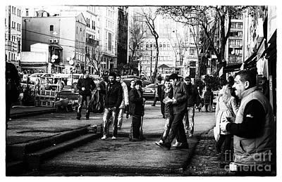 Photograph - Street Spotting by John Rizzuto