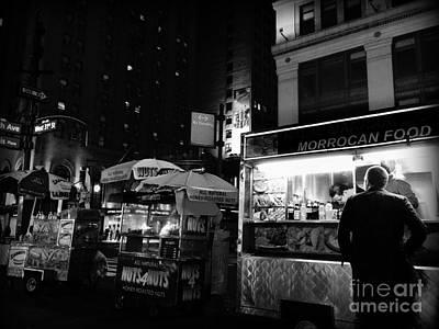 Photograph - Street Vendor - Morrocan Food by Miriam Danar