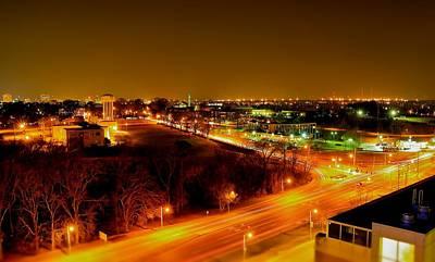 Photograph - Street View by Jim Albritton