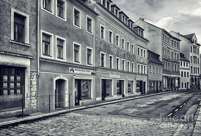 Photograph - Street View by Jutta Maria Pusl