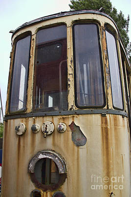 Photograph - Streetcar - 2 by Crystal Nederman