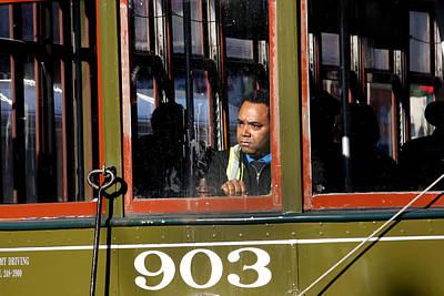Streetcar 903 Art Print