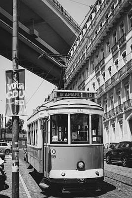 Photograph - Streetcar I by Marco Oliveira