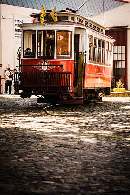 Photograph - Streetcar II by Marco Oliveira