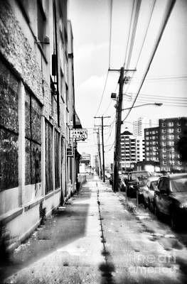 Photograph - Streets Of Asbury by John Rizzuto