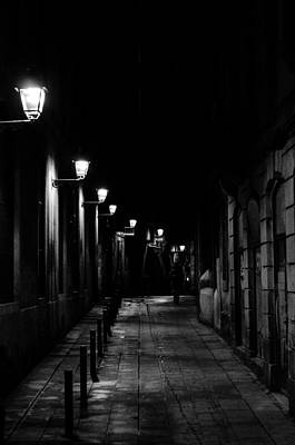 Photograph - Streets Of Barcelona by Andrea Mazzocchetti