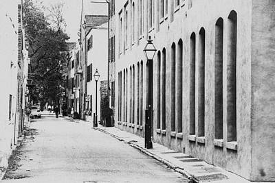 Photograph - Streets Of Charleston by Karol Livote