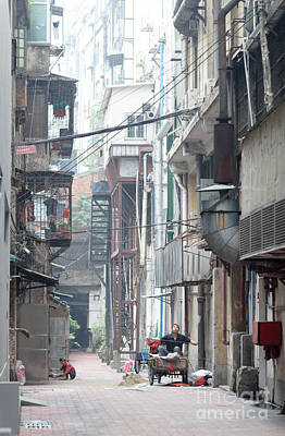 Photograph - Streets Of China by David Hill