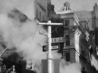 Photograph - Streets Of Nyc by Brooke Fuller