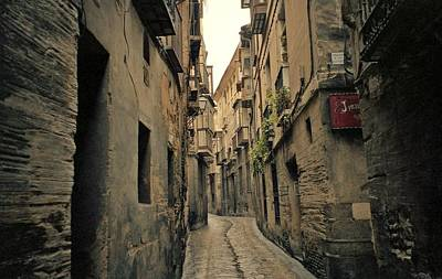 Photograph - Streets Of Toledo by Robert  Moss