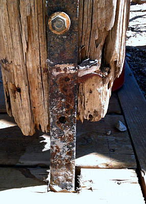 Photograph - Streets Of Tombstone 14 by Marlene Burns