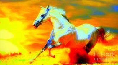 Painting - Strength by Vicki Lynn Sodora