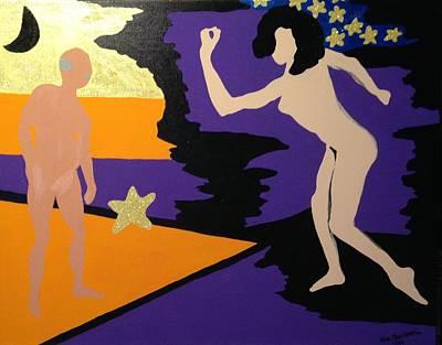 Painting - Strike by Erika Chamberlin