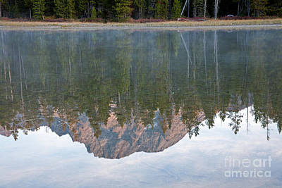 Photograph - String Lake Grand Teton National Park by Fred Stearns