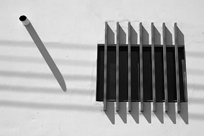 Photograph - String Shadows - Selected Award - Fiap by Ordi Calder