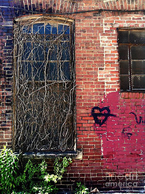 Dooways Photograph - Strip District Doorway Number Five by Amy Cicconi