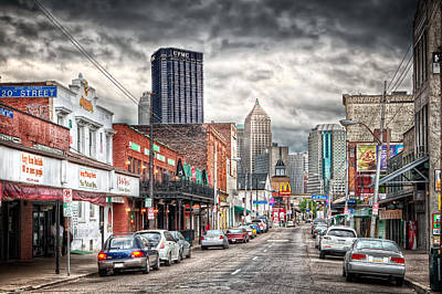 The Strip Photograph - Strip District Pittsburgh by Emmanuel Panagiotakis