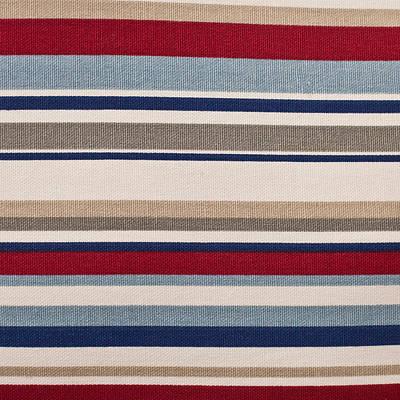 Striped Cloth Print by Tom Gowanlock