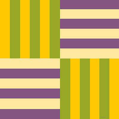 Zen Garden - Stripes 6 by David Chestnutt