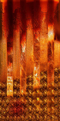 Stripes Forming Original by Li   van Saathoff