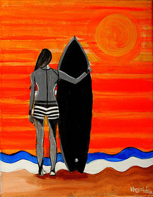 Painting - Stripes by Khryztof