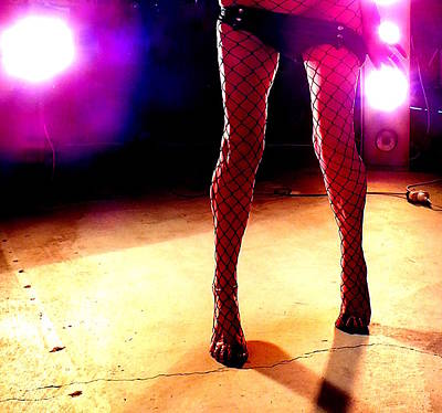 Photograph - Stripper by Guy Pettingell