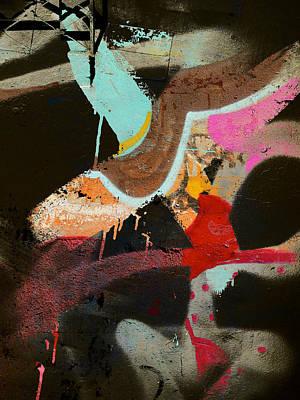 Stroke Of Dawn Art Print by Jerry Cordeiro