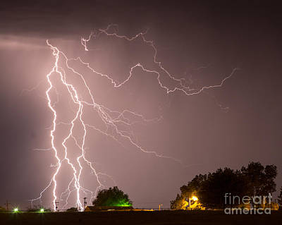 Photograph - Strom At The Farm by Shawn Naranjo