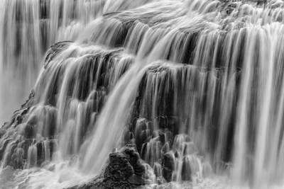 Strong Waters Print by Jon Glaser