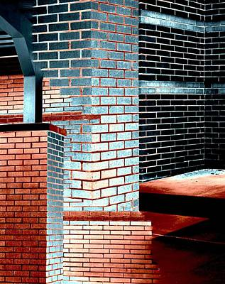 Structuralism Art Print by Steve Godleski