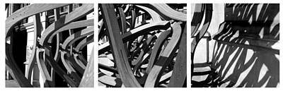 Structure #3 Art Print by Tom Gallahue