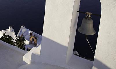 Photograph - Structures Greece Santorini 19 by Sentio Photography