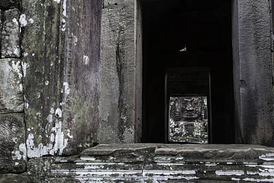 Photograph - Structures Cambodia Siem Reap 01 by Sentio Photography