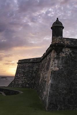 Photograph - Structures Puerto Rico San Juan 01 by Sentio Photography