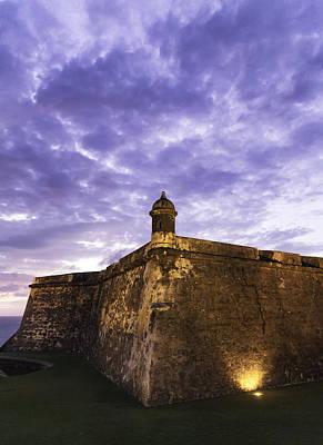 Photograph - Structures Puerto Rico San Juan 03 by Sentio Photography