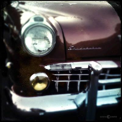 Photograph - Studebaker by Tim Nyberg