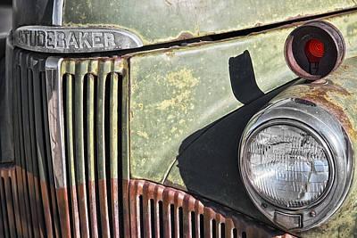Studebaker Truck Art Print