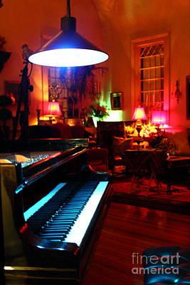 Photograph - Studio Keys by Jesse Ciazza