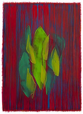 Painting - Study 9 by Hermann Lederle