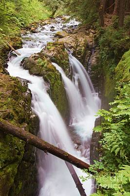 Photograph - Stunning Sol Duc by Heidi Smith