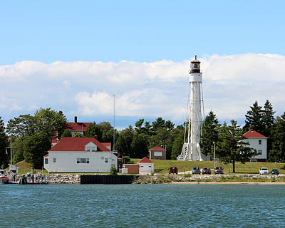 Photograph - Sturgeon Bay Lighthouse by George Jones
