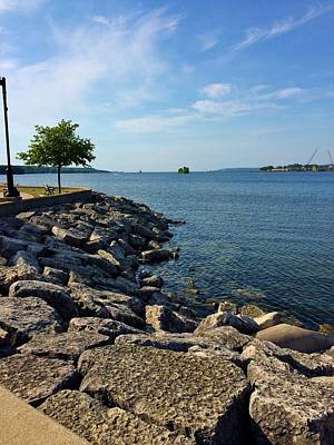 Photograph - Sturgeon Bay Wisconsin by Jeanne Donnelly