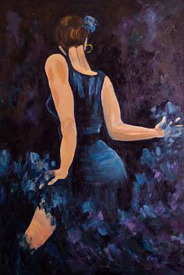 Elizabeth Scott Painting - Style Reborn by Elizabeth Scott