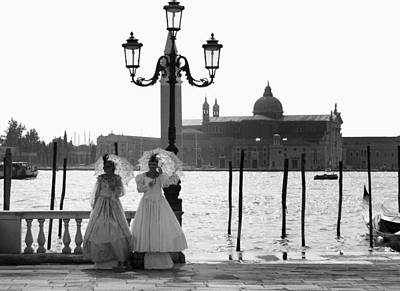Photograph - Stylish Venice by Emanuel Tanjala
