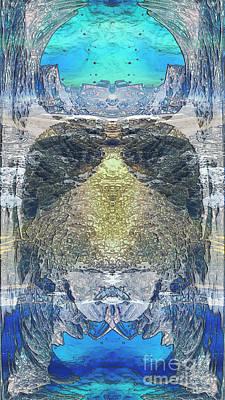 Subconscious Art Print by Ursula Freer